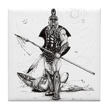 Achilles Tile Coaster