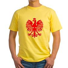 Polish Eagle Red T-Shirt
