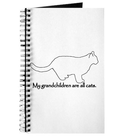 Grandchildren are Cats Journal