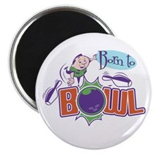 Born2Bowl Magnet