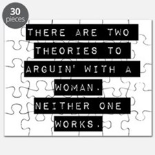 There Are Two Theories Puzzle