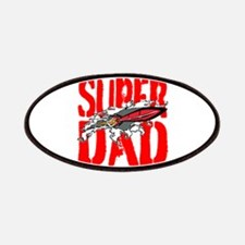 Super Dad Patches