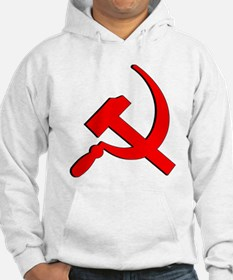 Hammer and Sickle T Shirts Hoodie