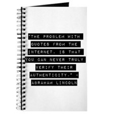 The Problem With Quotes Journal