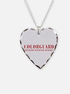 Colorguard Necklace