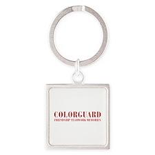 Colorguard Keychains