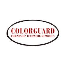 Colorguard Patches