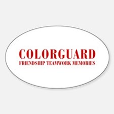 Colorguard Decal