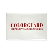 Colorguard Magnets