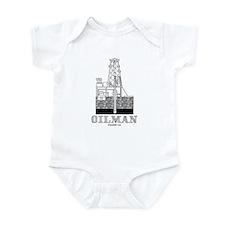 Oilman Infant Bodysuit