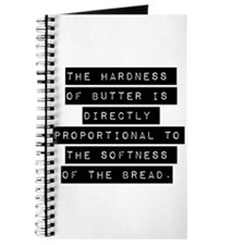 The Hardness Of Butter Journal