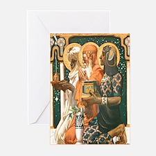 Vintage 3 Kings Christmas Greeting Cards (Pk of 20