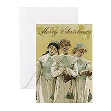 Vintage Catholic Greeting Cards (Pk of 10)