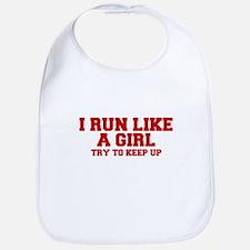 I-run-like-a-girl-FRESH Bib