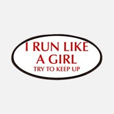 I-run-like-a-girl-OPT Patches