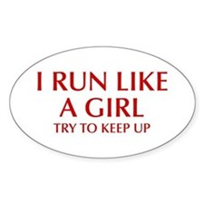 I-run-like-a-girl-OPT Decal