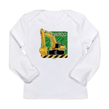 excavator II Long Sleeve T-Shirt
