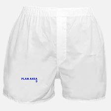 PLAN AHEAD Boxer Shorts
