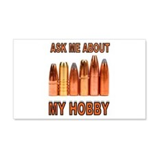 HOBBY Wall Decal