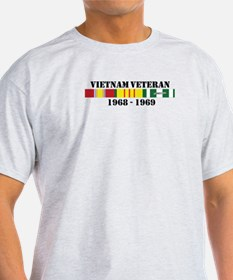 Unique Military ribbons T-Shirt