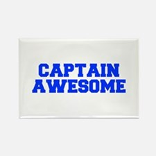 captain-awesome-FRESH-BLUE Magnets