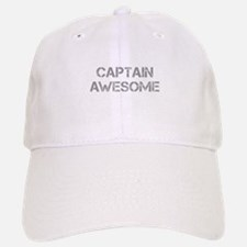 captain-awesome-CAP-GRAY Baseball Baseball Baseball Cap