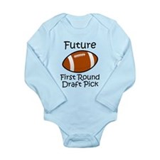 Future First Round Draft Pick Body Suit