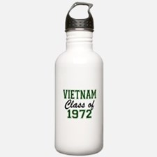 Vietnam Class of 1972 Water Bottle