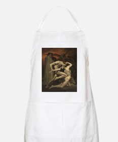 Dante and Virgil in Hell Apron