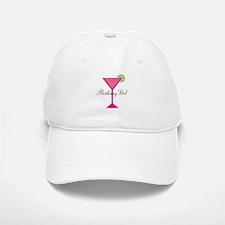 Birthday Girl Pink Cocktail Baseball Baseball Baseball Cap