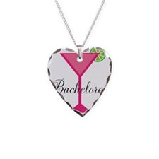 Bachelorette Pink Cocktail Necklace