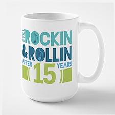 15 rocknroll Mugs