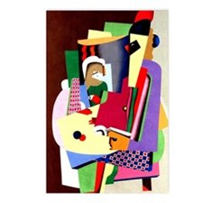 Georges Valmier - The Pia Postcards (Package of 8)