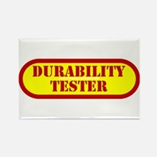 Durability Tester Rectangle Magnet