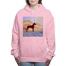 Mountain Mirage Great Da Women's Hooded Sweatshirt