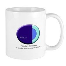 League Of Light Pleiadian Symbol Mug Mugs