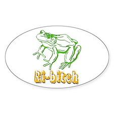 Ri-Bitch Decal