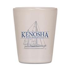Kenosha - Shot Glass