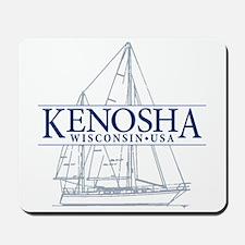Kenosha - Mousepad