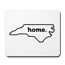 Home North Carolina-01 Mousepad