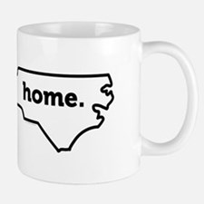 Home North Carolina-01 Mugs