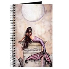 Sea Princess Mermaid Fantasy Art Journal
