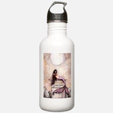 Sea Princess Mermaid Fantasy Art Water Bottle