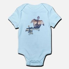 Peace Turtles-2 Body Suit
