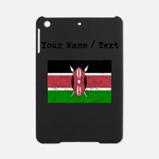 Custom Distressed Kenya Flag iPad Mini Case
