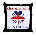 Kendrick Family Throw Pillow