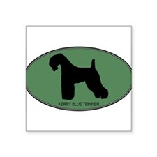 Kerry_Blue_Terrier Sticker