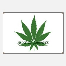 ABOVE THE IGNORANCE Banner