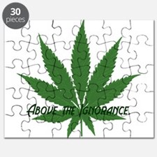 ABOVE THE IGNORANCE Puzzle