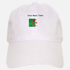 Custom Distressed Algeria Flag Baseball Baseball Baseball Cap